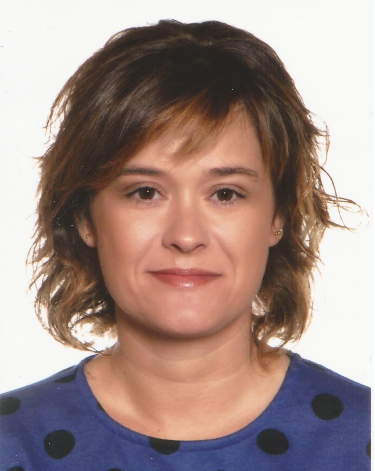 Rebeca Bartolomé Velasco
